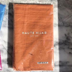 """Modal Maxi Hijab - Butterscotch 78"""" x 39"""""""